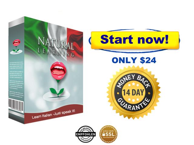 Buy Italian course